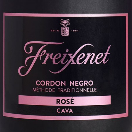 Freixenet Cordon Negro Rosé cava