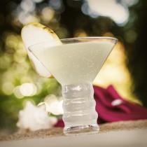 Flip Flops & Pears Cocktail