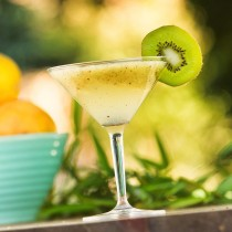 Kiwi Cava Cocktail