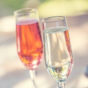 Serving Sparkling Wine