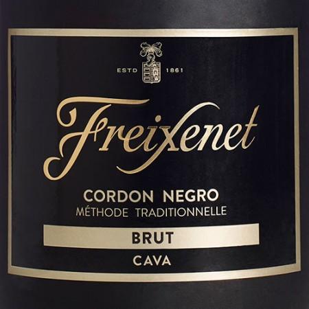 Freixenet Cordon Negro Brut Cava